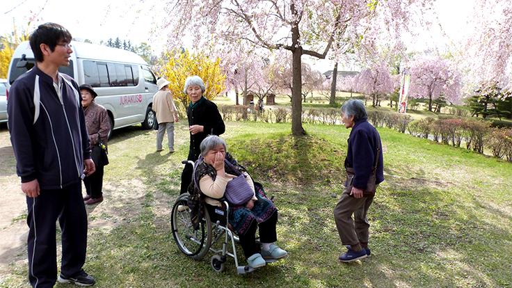 4月 お花見ドライブ